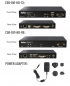 Preview: DVI, Tastatur/Maus-USB KVM-Extender Set (1920x1200) bis 100 m, Raritan Cat5 Reach C5R-DVI-HD