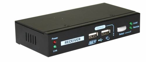 USB-Tastatur/Maus + VGA CAT-Receiver für UNICLASS PMC-Serie