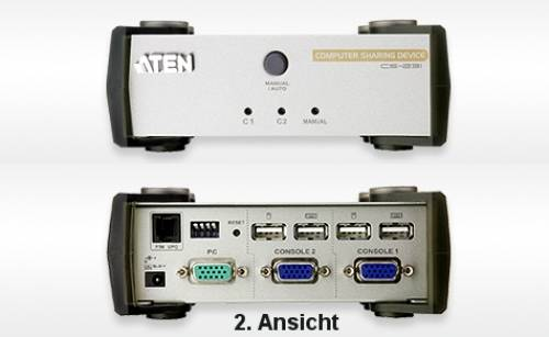 ATEN CS231 Computer Sharing Device Driver for Mac