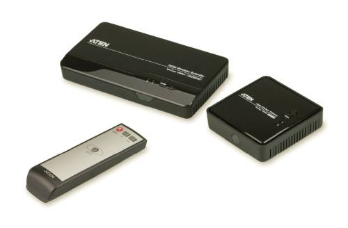 Aten VE809 Wireless HDMI Extender Set (bis 30 Meter)