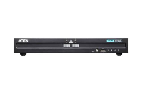2-Port USB DVI Secure KVM-Switch (PSS PP V3.0 konform), Aten CS1182D