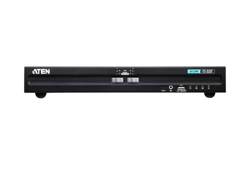 2-Port USB DisplayPort Secure KVM Switch - Aten CS1182DP