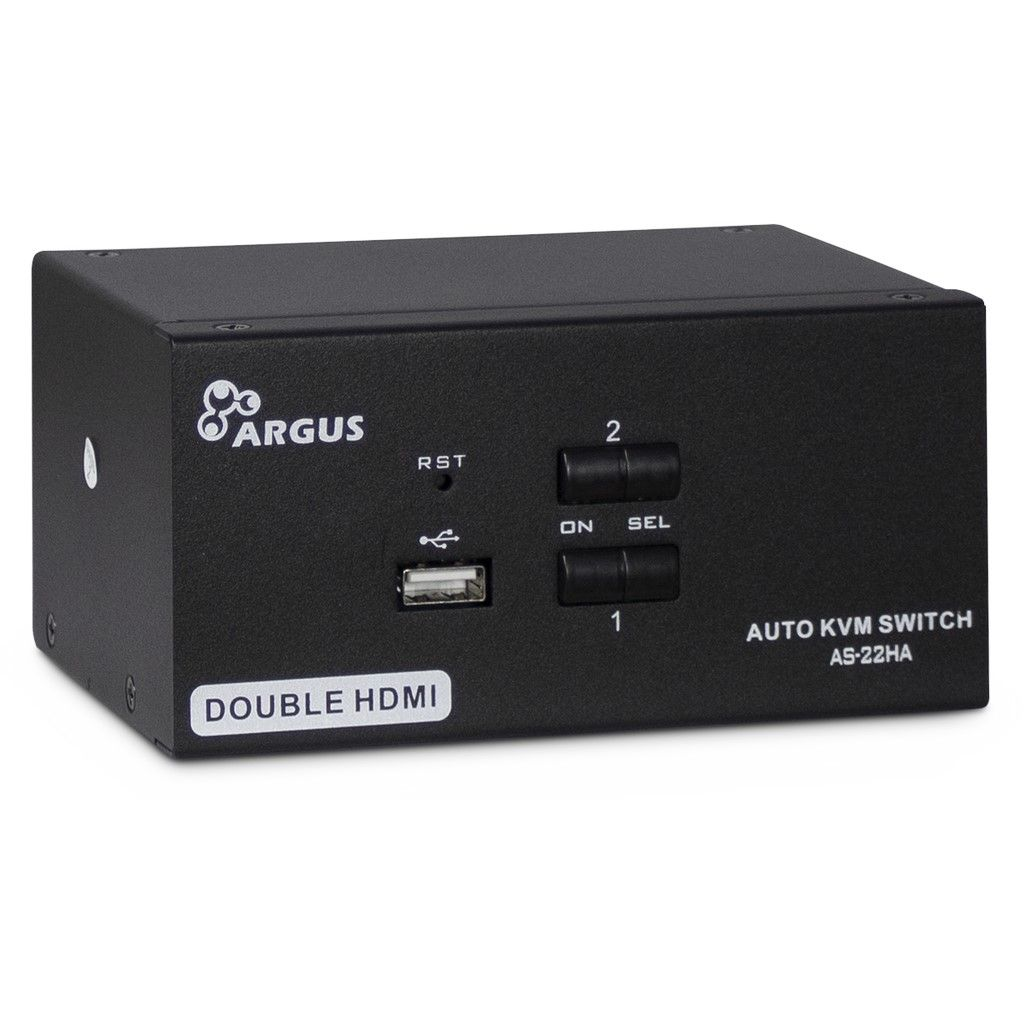 dual monitor hdmi 2 port kvm switch mit 2 x hdmi usb 2 0. Black Bedroom Furniture Sets. Home Design Ideas